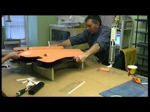 SR71 Blackbird, making and flying the model