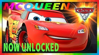 Cars 3 Driven to Win - gameplay - McQueen