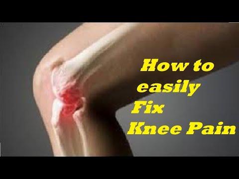 How to easily fix Knee Pain