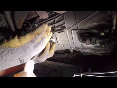 Transmission Fluid Change on a Nissan Xterra