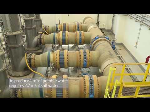 Al Ghubrah desalination plant