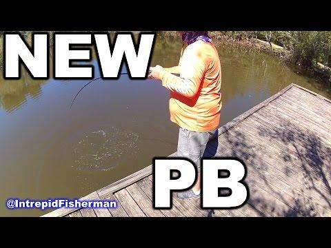 Caught my new PB Pond hopping for Fall Bass - Centennial Park and Rustic Oaks Park