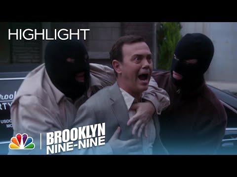 Charles Gets Kidnapped | Season 5 Ep. 19 | BROOKLYN NINE-NINE