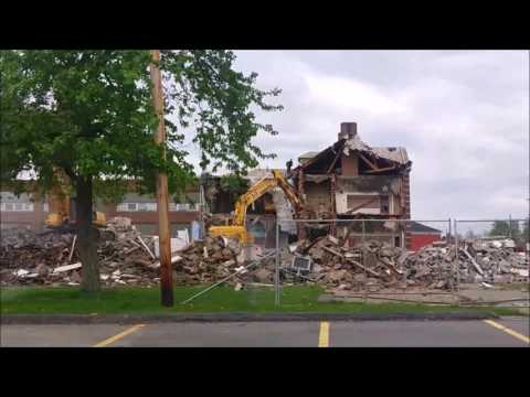 the Destruction of Independence Middle School (Ohio)