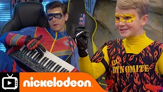 Danger Force | Lil' Dynomite | Nickelodeon UK