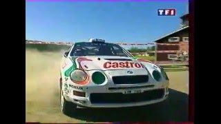 WRC Neste oil rally Finland 1996 by rallyevintage