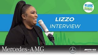 The Moment Lizzo Realized This is It | Elvis Duran Show
