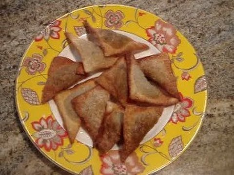 Cinco de Mayo Recipe -  Mexican Fried Wontons