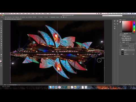 How To Flip And Mirror An Image In Photoshop