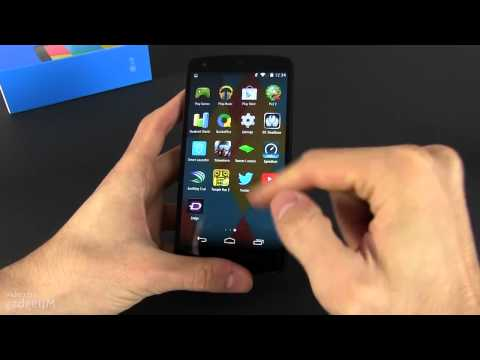 How to change the default Google Nexus 5 SMS Messaging App
