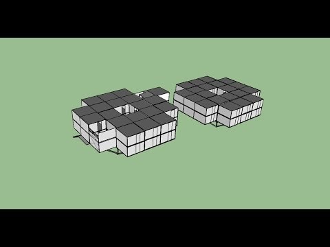 H1Z1 Loot Base Design !!MEDIUM!! [H1Z1] (Sketchup)