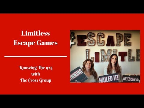 Knowing The 925 features Limitless Escape Games