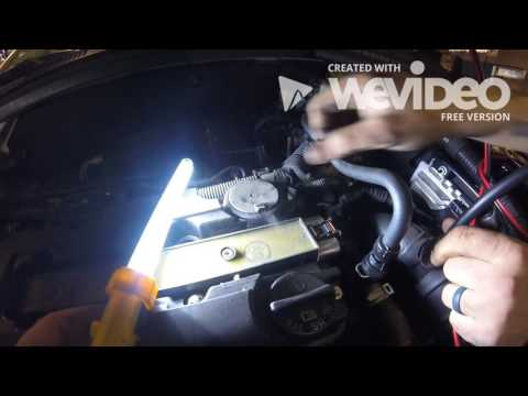 Chevy CRUZE 1.4 T p0171, p1101 PSK Performance Diagnosis