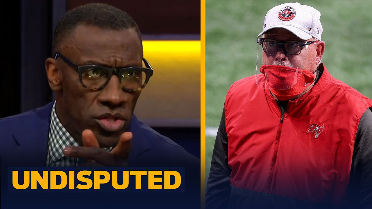 Shannon disagrees w/ Bruce Arians for taking a 'cheap shot' at Bill Belichick   NFL   UNDISPUTED