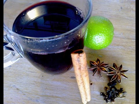 AWW#03 My best recipe for mulled wine!