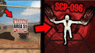 The Trickery - Preparation For SCP-096 | SCP Secret