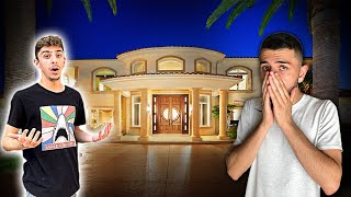 Don't go to FaZe Rug's house in the middle of the night...