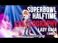 Lady Gaga Superbowl Halftime Show Dance With Music