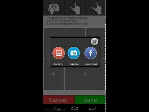 Android Photography App » Simple Photo Collage