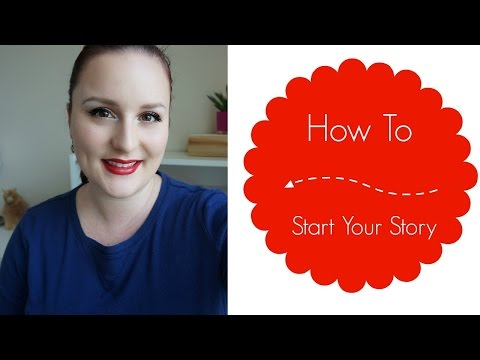 Writing Romance Novels | How to Start Your Story
