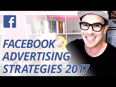 FACEBOOK ADS STRATEGIES 2017 | Facebook Ads Summit w/ Paul Ramondo