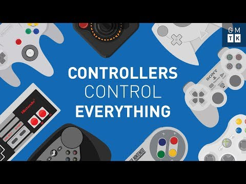 Controllers Control Everything | Game Maker's Toolkit