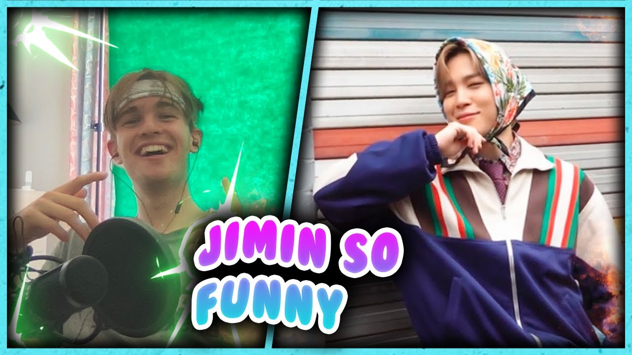 BTS Jimin Makes Us Laugh On The First Days Of 2021 Reaction