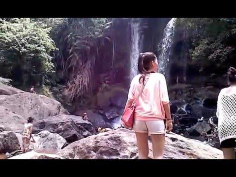 Cambodia Tourism Places (Kulen Mountain)