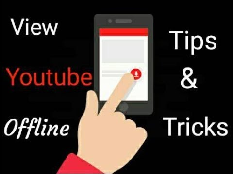 HOW TO SAVE YOUTUBE VIDEOS FOR OFFLINE VIEWING?