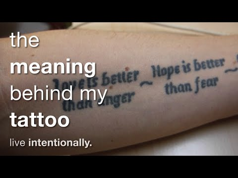 The Meaning Behind My Bamboo Tattoo