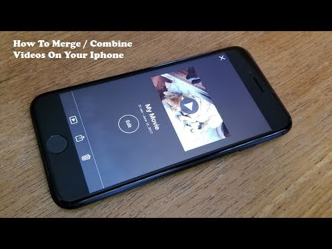 How To Merge / Combine Videos On Your Iphone - Fliptroniks.com