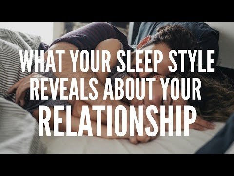 What Your Sleep Style Reveals About Your Relationship