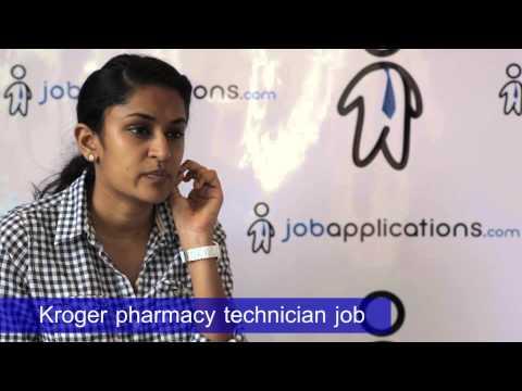 Kroger Interview - Pharmacy Tech 2