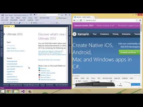 Building Android Apps In C# With Xamarin: Broading Your Horizons