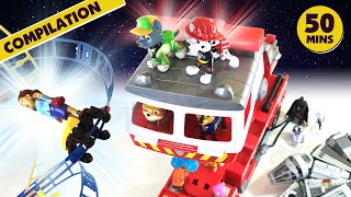 Paw Patrol Stories Compilation : Volume 6 (Arcade, Star Wars, Mystery Robot and Racing)
