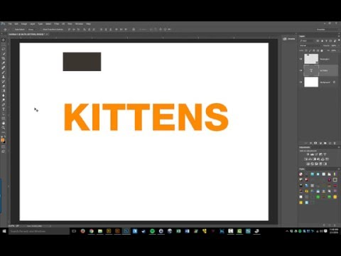 Basic text in Illustrator and Photoshop