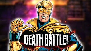 Booster Gold Time Travels to DEATH BATTLE!