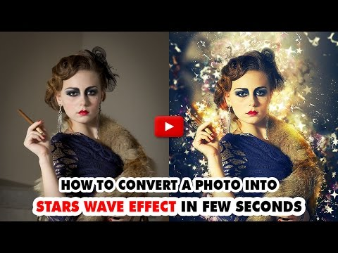 Gif Animated Stars Wave Photoshop Action - | Mesothelioma Attorney Directory Of Photoshop