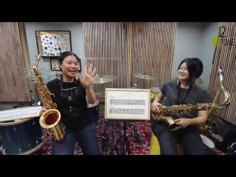 SAXPACKGIRL sharing about Saxophone Pentatonic Scale