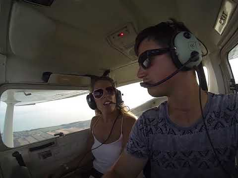 Cessna 152 Flight || St. Thomas, Ontario