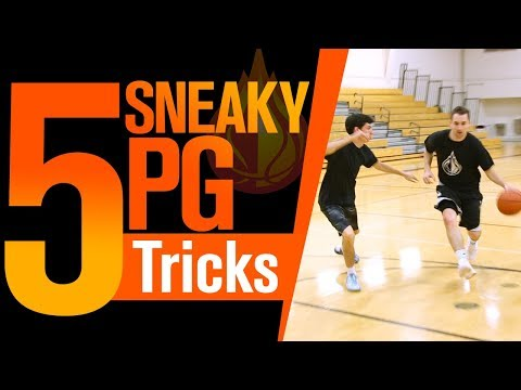 "ADVANCED: 5 ""Sneaky"" Point Guard Tricks from Coach Damin Altizer"