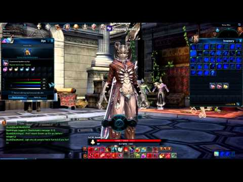 Tera Online - Dyeing Samples