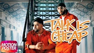 Motion Poster | Talk Is Cheap | Dilraj Grewal | Manni Sandhu | Har-G | Releasing On 21st June 2018