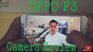 Oppo F3 Camera Review - Dual Selfiee Comparison
