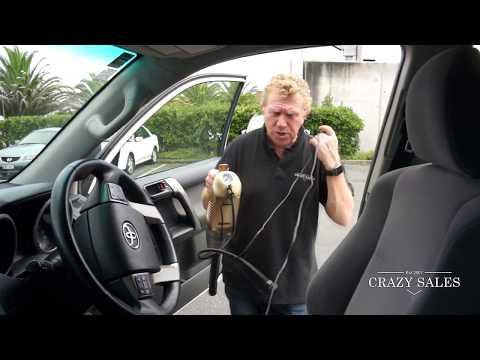 CS15702 12V Car Vacuum / Compressor / Pressure Gauge / LED