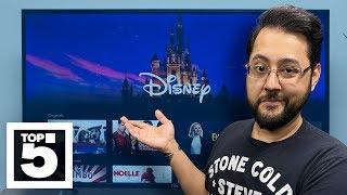 What Disney Plus is missing
