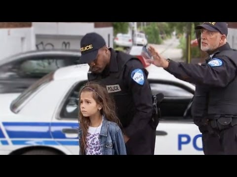 Xxx Mp4 Little Girl Gets Arrested For Walking MUST WATCH 3gp Sex