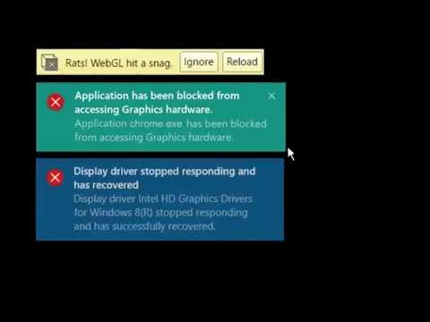 How to Disable WebGL in Chrome Browser