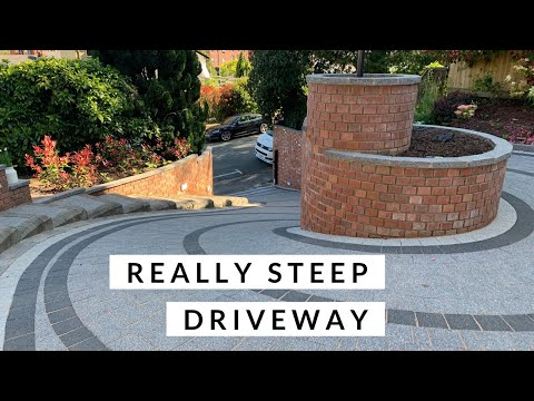 How to lay block paving and build steps supplied my marshalls.co.uk .Installed by tidybricks.co.uk