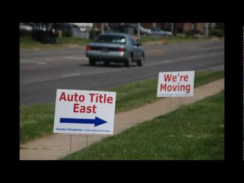 Auto Title East - On The Move!